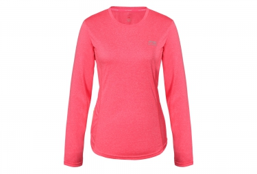 Maillot manches longues femme li ning susan rose xs