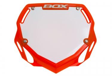 BOX Plaque PHASE 1 Orange