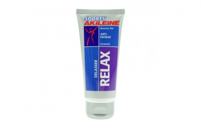 akileine relax gel defatiguant corporel 75ml