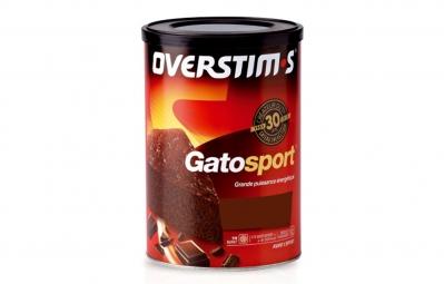 OVERSTIMS Gâteau GATOSPORT Chocolat - Raisins - Noisettes 400g