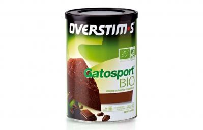 OVERSTIMS Gâteau GATOSPORT BIO Chocolat 400g
