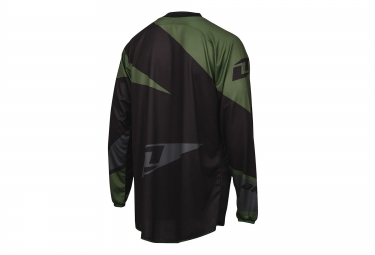 ONE INDUSTRIES Maillot Manches Longues ATOM Noir Vert