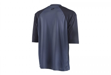 ONE INDUSTRIES Maillot Manches 3/4 Raglan ATOM Gris