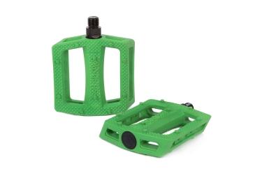 SHADOW Pedales Plastique RAVAGER Vert