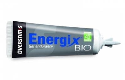 overstims gel energetique energix bio citron