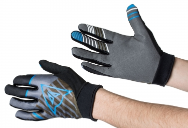dainese paire de gants dare gris l