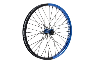 SUBROSA Roue Avant TURBO Blue Black Fade