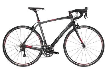 Vélo de Route Trek DOMANE 4.3 Panaché 11V 2016 Noir / Rouge