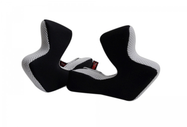 troy lee designs mousse de casque d3 noir blanc xl