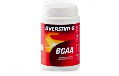 OVERSTIMS Food supplements BCAA 180 tablet pill-box