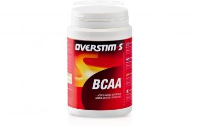 OVERSTIMS Complément alimentaire BCAA 180 comprimés