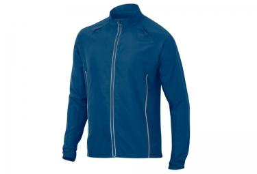 2xu veste coupe vent hyoptik bleu m
