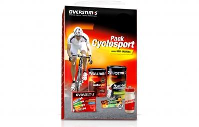 overstims pack cyclosport gourde overstims