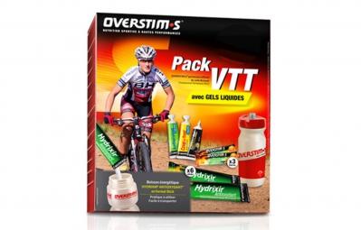 overstims pack vtt bidon overstims 600ml