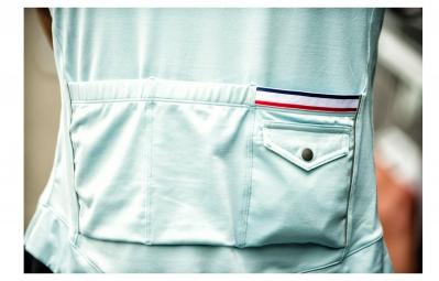 maillot bontrager classique bleu xl