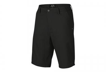 OAKLEY Short RAD Coupe Droite Noir