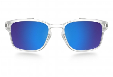 Lunettes Oakley LATCH SQ clear blue