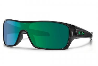 Oakley lunettes turbine rotor black jade iridium ref oo9307 04