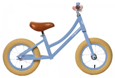 Rebel Kidz Balance Bike Air Classic Bleu 12.5'' Bleu
