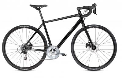 Gravel Bike Trek CROSSRIP LTD Shimano 105 10V 2016 Noir