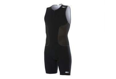 Z3r0d combinaison pour triathlon isuit iron noir l