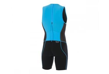 z3r0d combinaison pour triathlon isuit iron noir blanc bleu m