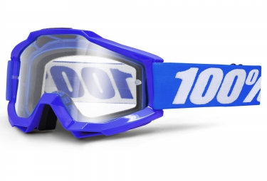100 masque accuri reflex bleu ecran transparent
