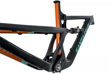 Cadre SANTA CRUZ Hightower CC 27.5+/29´´ Amortisseur Monarch RT3 Noir/Orange