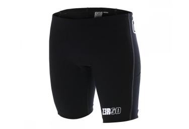 Z3r0d short pour triathlon ishort iron noir l