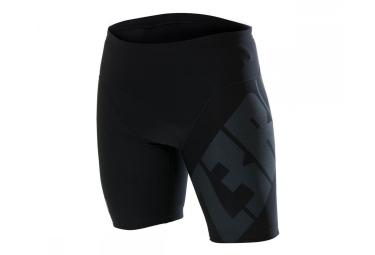 Z3R0D Short pour Triathlon uSHORT UNIVERSAL Noir