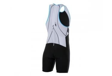 z3r0d combinaison pour triathlon usuit universal noir blanc bleu m