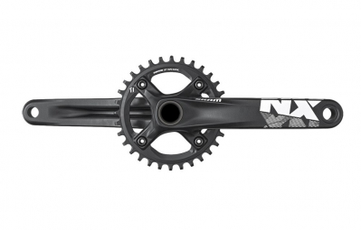SRAM NX Crankset 32 Teeth 11V GXP - Black (GXP not included)