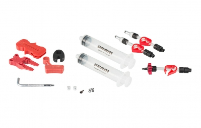 Avid Bleed Kit Freno sin fluido DOT 5.1