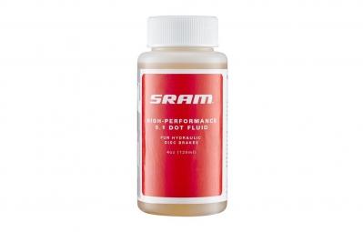 SRAM Liquide de frein DOT 5.1 (120ml)