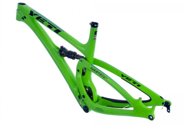 YETI Frame SB4.5C 29'' Shox Fox Factory DPS - Green