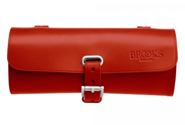 BROOKS CHALLENGE Saddle Bag Red