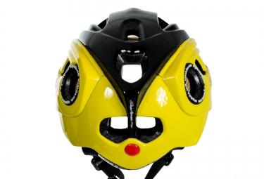 Urge Supacross Helmet - Black Yellow