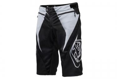 Short troy lee designs sprint reflex noir blanc 36