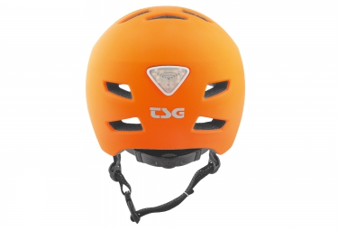casque bol tsg status solid orange l xl 57 59 cm