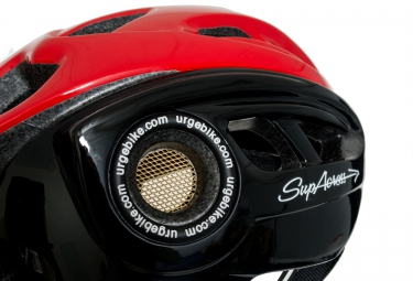 casque urge supacross rouge noir l xl 57 59 cm