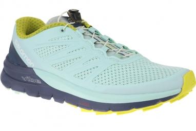 Salomon sense pro max w 392487 femme chaussures de running vert 45 1 3