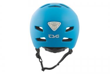 casque bol tsg status solid bleu s m 54 56 cm