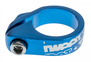 SPANK Collier de Selle écrou TWEET TWEET 29.8 mm Blue
