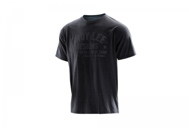 troy lee designs t shirt raceshop noir xl
