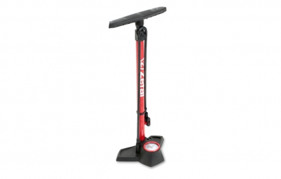 ZEFAL Floor Pump PROFIL MAX FP30 Red
