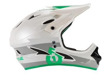 661 sixsixone casque integral comp gris vert 2017 xl 60 62 cm