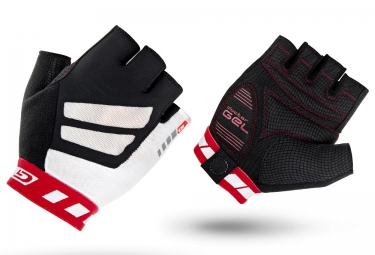 Gripgrab gants courts worldcup rouge blanc xxl