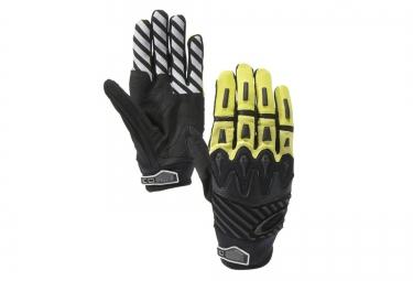 oakley gants overload noir jaune xs