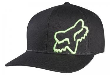 FOX Flex-Fit Cap FLEX 45 Black Green
