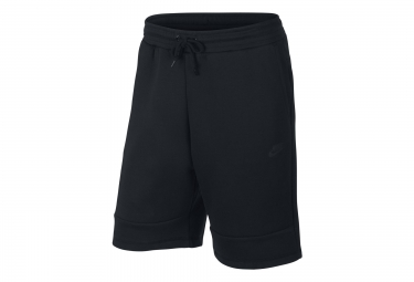 NIKE Short TECH FLEECE Noir Homme